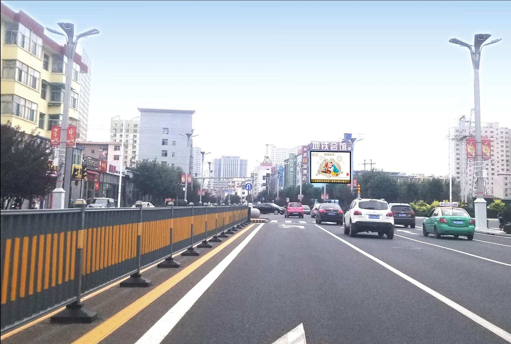 忻州市七一路与…